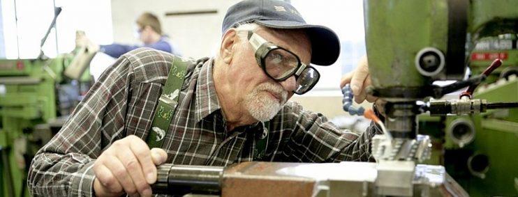 Работа до старости — залог долгой жизни